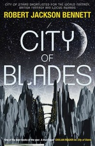 city of blades locus awards