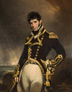 Heathcliff Royal Navy Nelson