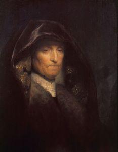 rembrandt portrait royal collection
