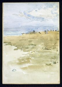Watercolour Date: late 19th century (made) Artist/Maker: Whistler, James Abbott McNeill, born 1834 - died 1903 (artist) Materials and Techniques: Watercolour Credit Line: Given by the Artist's Executrix Museum number: P.19-1934