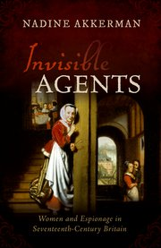 seventeenth century spies agents women