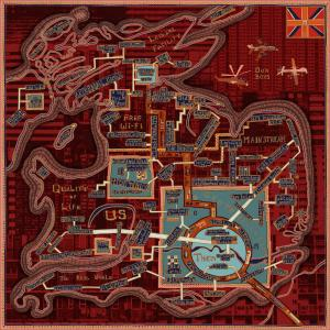 Grayson Perry map